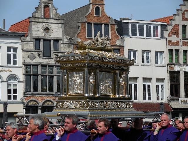 Hanswijk Procession